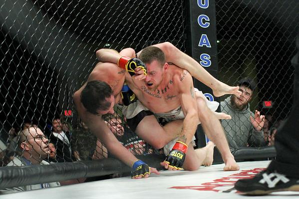Jay Feiock vs Sammy Cleveland