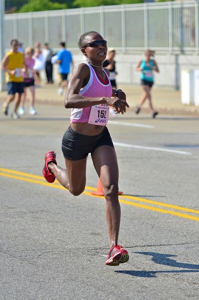 Cleveland Marathon, Half Marathon & 10K 2012
