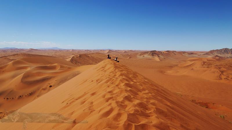 Desert Dune in Namibia