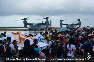 Operation Damayan: Relief In The Philippines