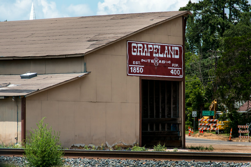 welcome to Grapeland