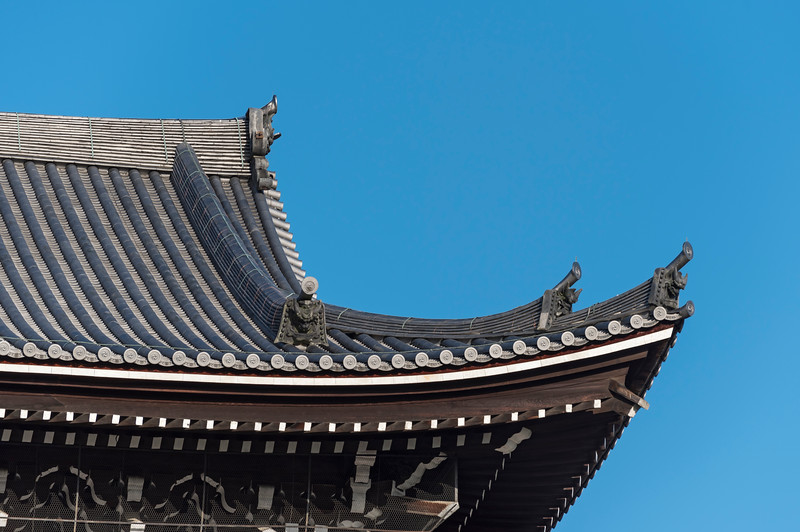 Chion-in (Chionin) Temple, Kyoto