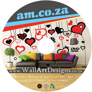 Wall Art Designs, Vol 1