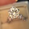 1.59ct Round Brilliant Diamond Ring GIA J SI1 10