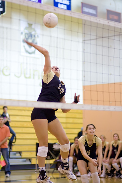 10/25 Varsity Volleyball vs Palisades