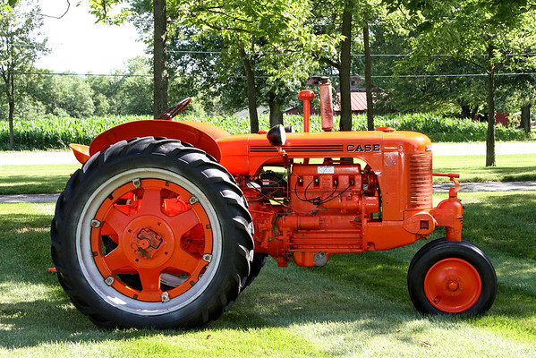 1945 Case SC Tractor