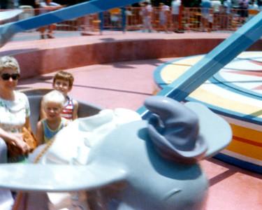 Disney World 1976