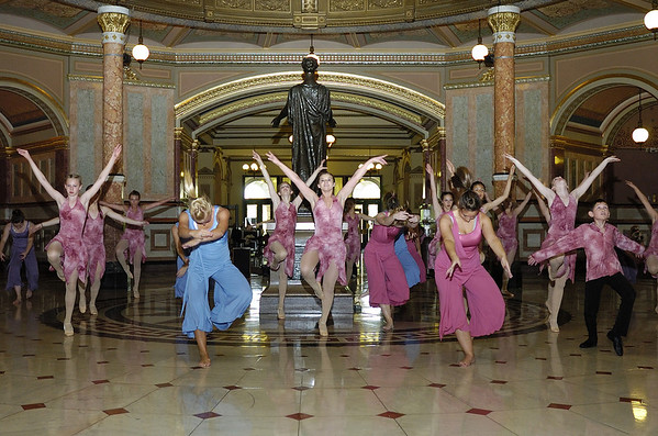 On Broadway Dancers