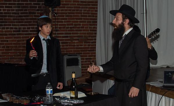 Rafi Bar Mitzvah