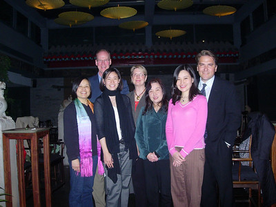 2009 U Prep Alumni in China