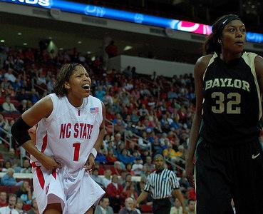 03/20/07 - NCAA Women's Tournament: NC State vs Baylor