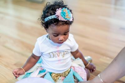Divya's 1st Birthday