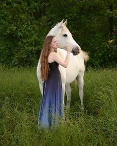 Horse Human Portraits