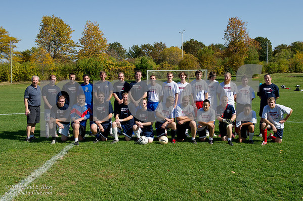 2010 Homecoming Alumni Soccer