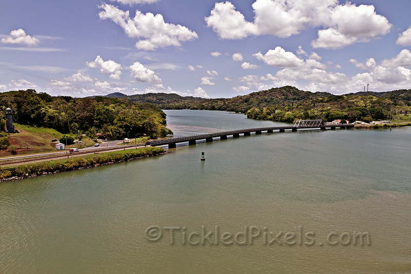 Gamboa Bridge over the Chagres River