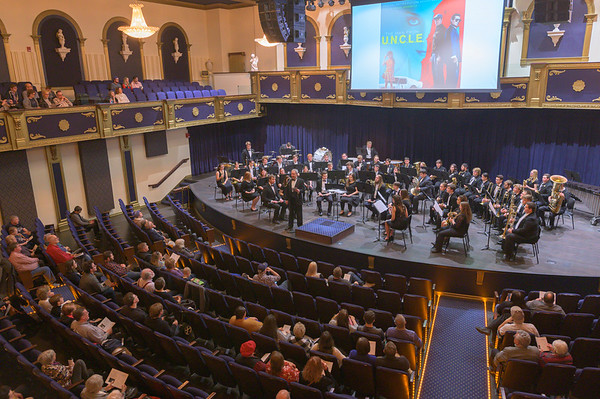 2020 Trine Wind Ensemble Concert