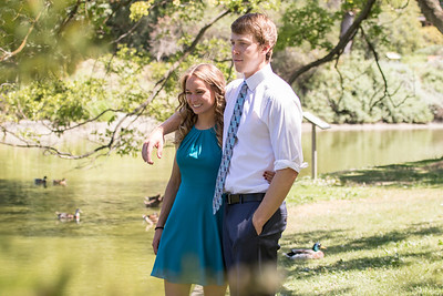 Shane and Holly, Class of 2017