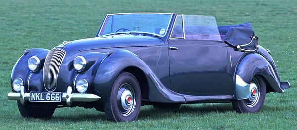 1951 Lagonda 2.5 litre NKL 666