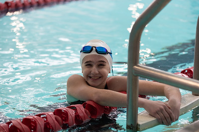 Girls Swim vs Hartley