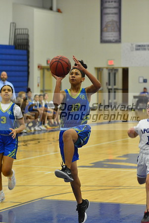 JV girls Basketball vs Apopka 12*04*19