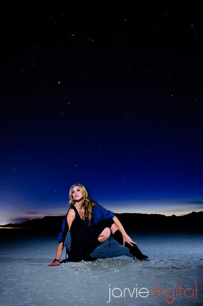 Teasers for salt flat shoot