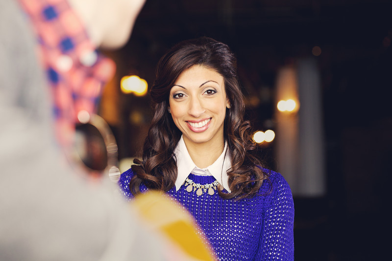 Le Cape Weddings - Neha and James Engagement Session at Salvage One Chicago - Indian Wedding  014.jpg