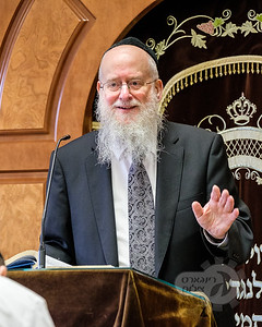 PreShavuos Yarchei Kallah at NIRC