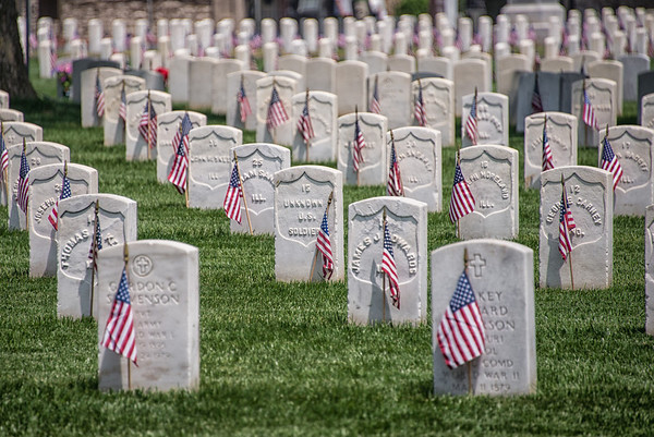 07 Springfield National Cemetary (May 25, 2014)
