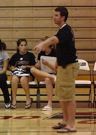 RMHS JV volleyball 2008 VARSITY 2009