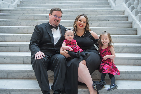 McBride Family 2018
