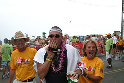 Ironman Kona 2003 - Post Race