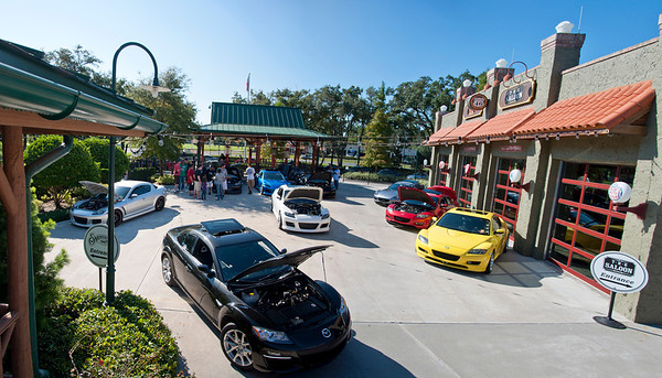 Orlando Cars and Cafe 09.24.11