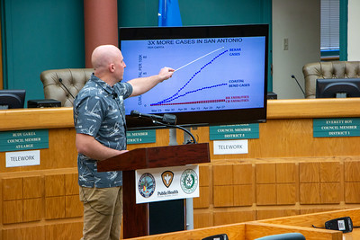 Dr. Bird / Tissot COVID Task Force, City Council Presentations
