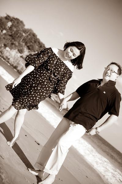 MiJung & Young - Engagement Photos