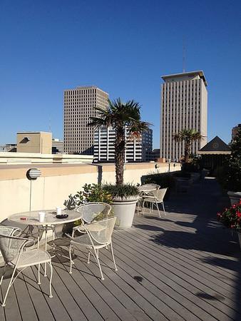 New Orleans November 2012