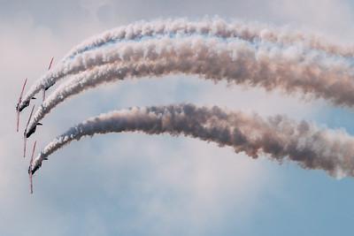 Spirit of St. Louis Airshow