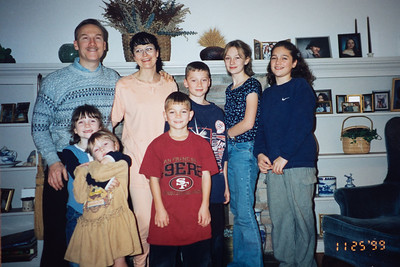 1999 Thanksgiving