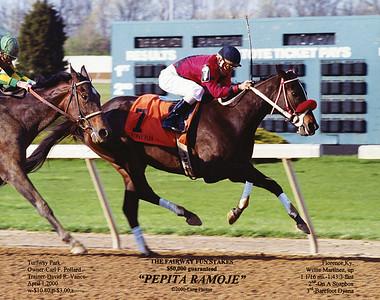 PEPITA RAMOJE - 4/01/2000