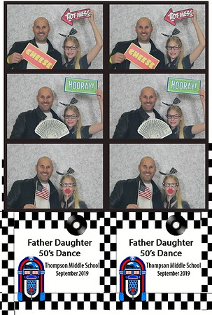 Thompson Father Daughter 2019