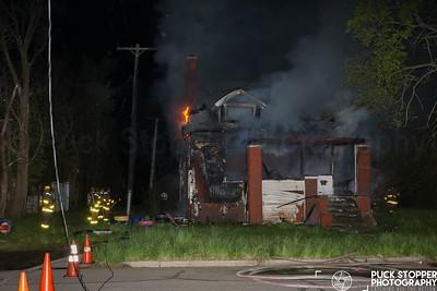 Vacant Dwelling Fire - 15114 Wildemere St, Detroit, MI - 5/10/19