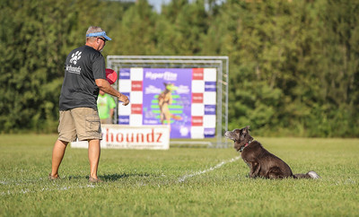 SKYHOUNDZ DiscDogathon World Championship (Wednesday)