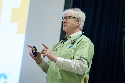 Scientific Session - Dr. Marty Becker