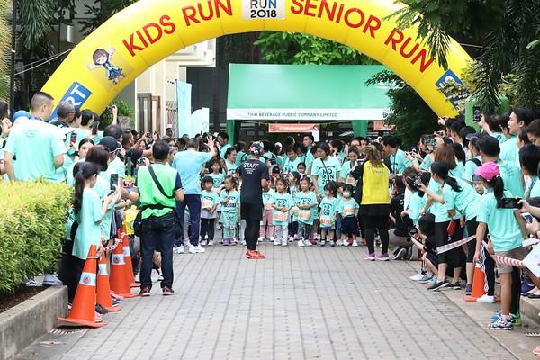 Kids - Senior Run