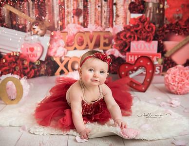 Valentine's Day  Theme !