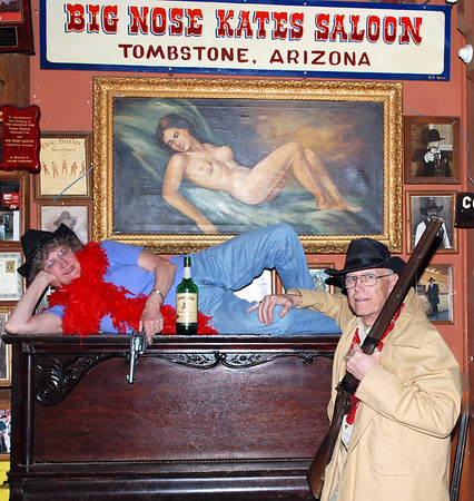 Saloon in Tombstone