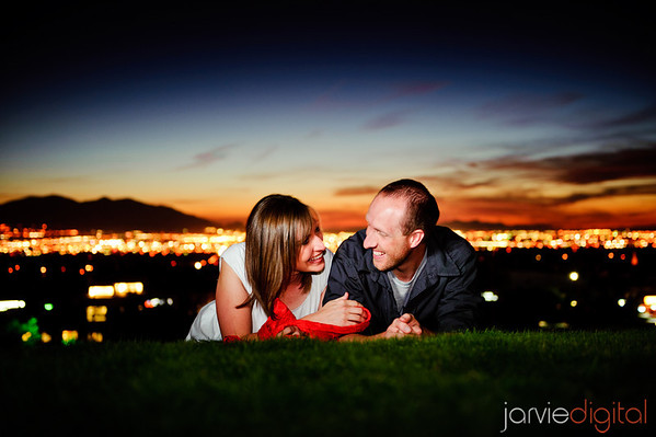 Engagement pics in SLC (Highlights First)