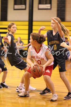2011-12/17 Cheetahs vs Sequoyah