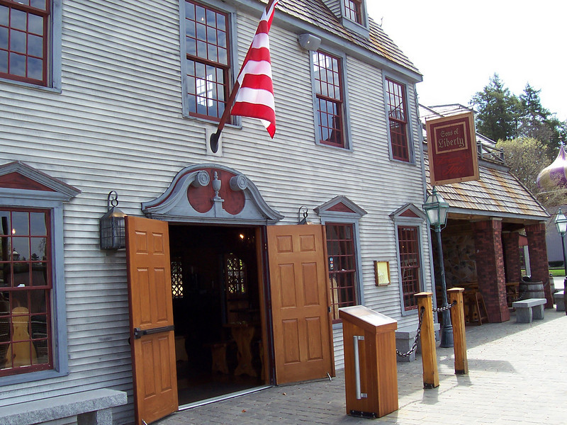 Sons of Liberty Tavern.