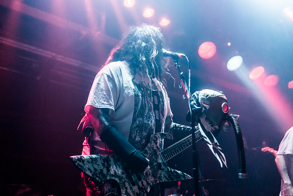 2018-03-14 Soulfly plays Nailbomb @ Foufounes Electriques