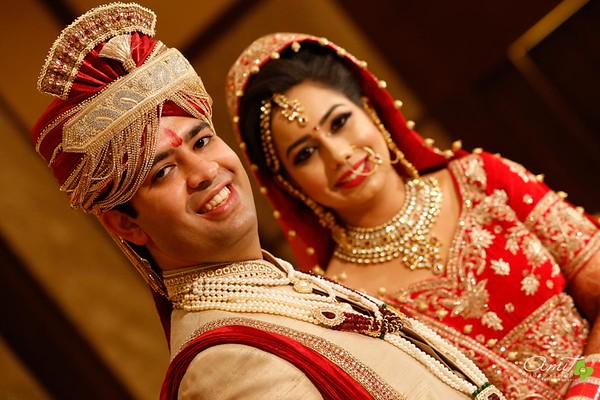 Divya & Sameer